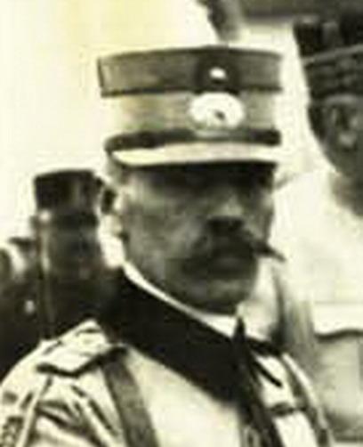 Petre Greceanu (n. 27 noiembrie 1865 - 1919) a fost unul dintre generalii Armatei României din Primul Război Mondial. A îndeplinit funcții de comandant de brigadă și de divizie de cavalerie în campaniile anilor 1916, 1917 și 1918 - foto preluat de pe ro.wikipedia.org