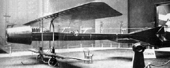 16 decembrie 1910: Are loc, la Issy-les-Moulineaux, lângă Paris, primul zbor experimental din lume al unui avion cu reacție, inventat și pilotat de Henri Coandă - foto (avionul Coandă-1910): ro.wikipedia.org