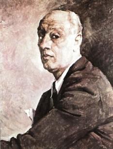 Camil Ressu (n. 26 ianuarie 1880, Galați — d. 1 aprilie 1962, București) a fost un pictor român, care, prin întreaga sa activitate artistică, pedagogică și socială, a fost una din personalitățile marcante ale artei românești. Camil Ressu a fost membru titular al Academiei Române, in imagine, Autoportret Camil Ressu - foto: ro.wikipedia.org