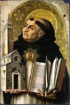 Sfântul Toma de Aquino (n. cca. 1225, Aquino, Regatul Siciliei - d. 7 martie 1274, Mănăstirea Fossanova, Statul Papal, azi comuna Priverno, Italia) a fost un călugăr dominican, teolog, filosof, doctor al Bisericii - foto: ro.wikipedia.org