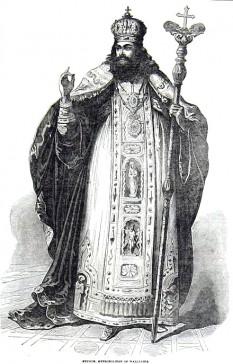 Nifon Rusailă (n. 1789, București; d. 5 mai 1875, București) a fost un cleric ortodox român, care a deținut funcția de mitropolit al Ungrovlahiei (1850-1865) și apoi de mitropolit-primat al României (1865-1875) - foto: ro.wikipedia.org