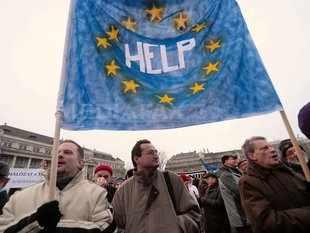 proteste-budapesta-afp