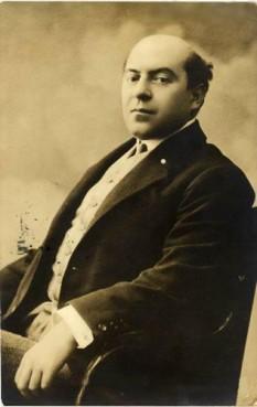Cincinat Pavelescu (n. 20 octombrie 1872, Milcovul, Vrancea; d. 30 noiembrie 1934, Brașov), poet și epigramist român, autor de romanțe, lieduri, cantilene, serenade și madrigaluri  foto: cersipamantromanesc.wordpress.com