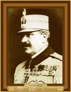 Traian Moșoiu (n. 2 iulie 1868 la Tohanul Nou - d. 15 august 1932, București) general român în Armata Română, în perioada 1918 - 1919, care a participat la eliberarea Transilvaniei. În perioada 2 martie 1920 - 12 martie 1920 a fost și ministru de Război - foto - cersipamantromanesc.wordpress.com