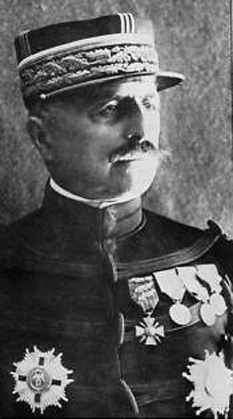 Louis Félix Marie François Franchet d'Espèrey (25 May 1856 – 8 July 1942) was a French general during World War I - foto - en.wikipedia.org