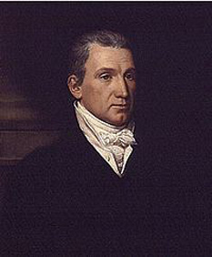 James Monroe (n. 28 aprilie 1758 - d. 4 iulie 1831), cel de-al cincilea (1817 - 1825) președinte al Statelor Unite ale Americii și autor al doctrinei Monroe - foto: cersipamantromanesc.wordpress.com