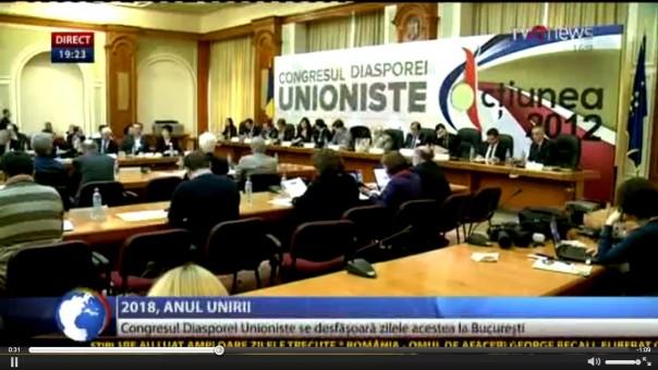 congres diaspora unionista