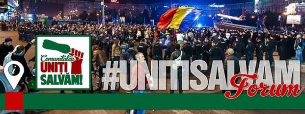 Forum - Comunitatea Uniti Salvam - foto facebook.com/groups/ComunitateaUnitiSalvam
