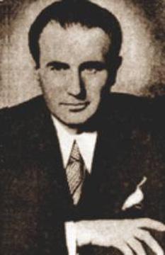Camil Petrescu (PseudonimRaul D.) (n. 22 aprilie 1894 – d. 14 mai 1957), romancier, dramaturg, doctor în filozofie, nuvelist și poet - foto: ro.wikipedia.org