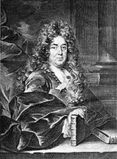 """Charles Perrault (n. 1628, Paris — d. 1703) a fost un poet francez, scriitor de proză și povestitor, membru de frunte al Academiei Franceze, care a avut un rol de frunte preponderent în disputa literară, cunoscută sub numele de """"Cearta dintre antici și moderni"""". Devine celebru prin poveștile lui pentru copii: Contes de ma mère l'oye Barbă albastră (poveste), Tom Degețelul (1697: Poveștile mamei mele gâsca)  - foto: cersipamantromanesc.com"""