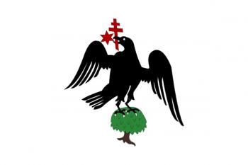 Drapelul Ţării Româneşti în vremea lui Mihai - foto - ro.wikipedia.org