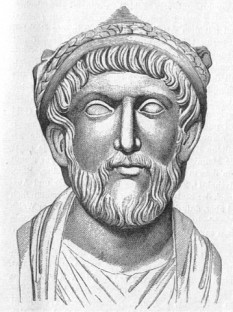 Flavius Claudius Iulianus (331 – 26 iunie 363) a fost un împărat roman care a domnit între 361 - 363, el fiind ultimul împărat roman păgân - foto: ro.wikipedia.org
