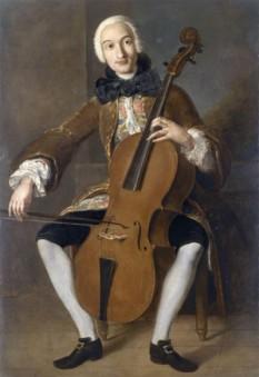 Luigi Rodolfo Boccherini (n. 19 februarie 1743, Lucca, Italia - d. 28 mai 1805) a fost un compozitor și violoncelist din Italia, a cărui muzică era caracterizată de un stil galant, stil care s-a dezvoltat în parte în centrele muzicale europene. Boccherini este foarte cunoscut datorită unui menuet din Cvintetul de corzi în E, Op.13, Nr.5 și Concertul de violoncel în Si bemol major. Această ultimă lucrare a fost cunoscută în diferite versiuni făcute de violoncelistul german Friedrich Grützmacher, dar recent a fost transformată în versiunea originală - foto - en.wikipedia.org