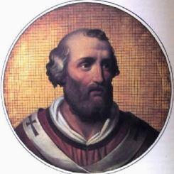 Papa Ioan al XII-lea -  foto preluat de pe cersipamantromanesc.com