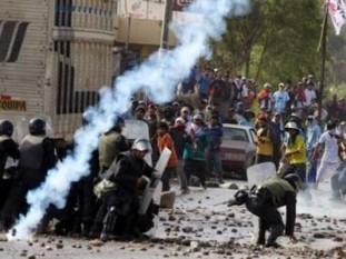 Stare de urgenta in Peru - foto - reporterntv.ro