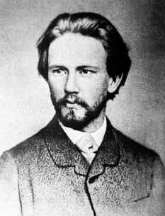 Piotr Ilici Ceaikovski, (n. 25 aprilie, pe stil nou 7 mai 1840, Kamsko-Wotkinski Sawod, azi orașul Ceaikovski - d. 25 octombrie, pe stil nou 6 noiembrie 1893, Sankt Petersburg), compozitor rus. A alcătuit simfonii, concerte, opere, balete și muzică de cameră. Unele dintre acestea fac parte din repertoriul clasic al multor concerte populare și teatre muzicale  - foto (Ceaikovski în 1874): cersipamantromanesc.wordpress.com