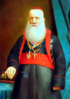 Sfântul Ierarh Andrei Șaguna (n. 20 ianuarie 1808, Mișcolț, Ungaria — d. 28 iunie 1873, Sibiu) a fost un mitropolit al Transilvaniei între anii 1864-1873, rămas în istorie ca vajnic apărător al drepturilor ortodocșilor și românilor din Ardeal. Pentru faptele sale sfinte Biserica Ortodoxă Română l-a proslăvit ca sfânt (canonizat) la 21 iulie 2011. Prăznuirea lui se face la 30 noiembrie  foto:  ro.wikipedia.org