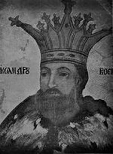 Nicolae Alexandru (1352 - 16 noiembrie 1364) a fost un domn al Țării Românești, anterior fiind asociat la domnie de tatăl său, Basarab I, dinainte de 1343 - foto: cersipamantromanesc.wordpress.com