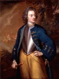 Carol al XII-lea (suedeză Karl XII, latinizat Carolus Rex) (17 iunie 1682 – 30 noiembrie 1718) rege al Suediei din 1697 până în 1718 - foto (pictură de Michael Dahl-1714)- ro.wikipedia.org