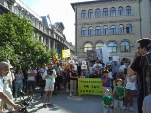 Marșul pentru Natură 2015 (Ziua Mediului) - foto - facebook.com/greenpeace.ro