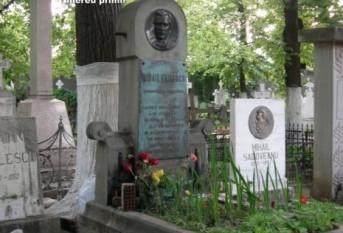 Mormantul lui Mihai Eminescu, Cimitirul Bellu, parcela 9 - foto - cersipamantromanesc.wordpress.com