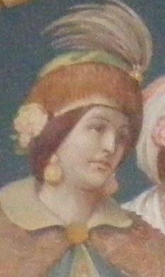 Evdochia din Kiev (n. prima parte a sec. XV – d. 25 noiembrie 1467, Suceava) prima soție a voievodului Ștefan cel Mare, sora cneazului Simion Olelkovici și fiica principelui Olelko - foto - ro.wikipedia.org