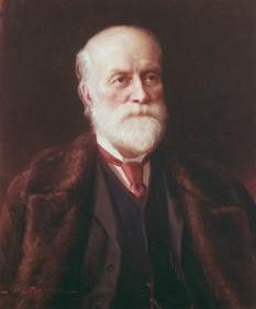 Sandford Fleming (n. 7 ianuarie 1827, Kirkcaldy - d. 22 iulie 1915) important geograf, inginer și inventator canadian - foto - ro.wikipedia.org