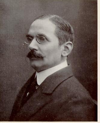 Victor Babeș (n. 4 iulie 1854, Viena - d. 19 octombrie 1926, București) bacteriolog și morfopatolog român, membru al Academiei Române din 1893 - foto: ro.wikipedia.org