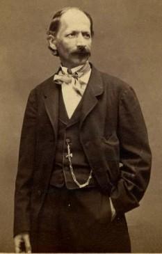 Dimitrie Bolintineanu (n. 14 ianuarie 1819 (sau 1825 după alte surse), Bolintin-Vale — d. 20 august 1872, București) a fost un poet român, om politic, diplomat, participant la Revoluția de la 1848 - foto: istorie-pe-scurt.ro