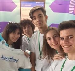 Elevii de la Colegiul Național I.L. Caragiale din București au realizat o aplicație care poate revoluționa sistemul de învățământ (Facebook) - foto - greatnews.ro
