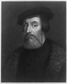 Hernán(do) Cortés, marqués del Valle de Oaxaca (n. 1485 - d. 2 decembrie 1547) conquistadorul care a cucerit Mexicul pentru regii Spaniei. A fost cunoscut și sub numele de Hernando sau Fernando Cortés în timpul vieții și și-a semnat toate scrisorile drept Fernán Cortés - foto: ro.wikipedia.org