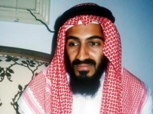 Usamah bin Muhammad bin Awad bin Ladin (n. 10 martie 1957, Riyadh, Arabia Saudită - d. 2 mai 2011, Abbottabad, Pakistan), cunoscut în mod uzual ca Osama bin Laden, liderul și capul al-Qaidei, recunoscută la nivel mondial ca cea mai mare organizație teroristă din lume- in imagine - (Osama Bin Laden in 1988  - foto: AFP Source: AFP -  news.com.au