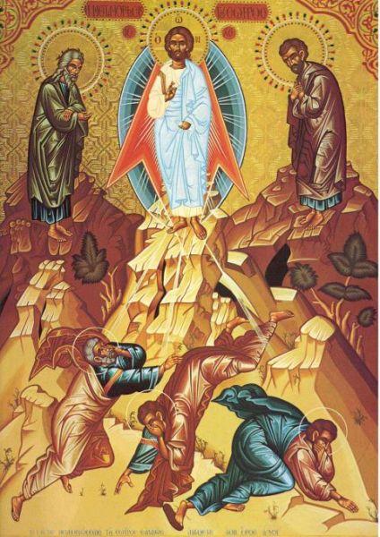 340a794045536f Schimbarea la Față a Mântuitorului este unul din Praznicele împărătești ale  Bisericii Ortodoxe, sărbătorită la