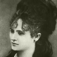 Veronica Micle, n. Câmpeanu, (n. 22 aprilie 1850, Năsăud; d. 3 august 1889, Văratec) a fost o poetă română. A publicat poezii, nuvele și traduceri în revistele vremii și un volum de poezii. E cunoscută publicului larg în special datorită relației cu Mihai Eminescu - foto: ro.wikipedia.org
