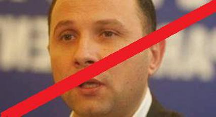 Aurelian Pavelescu nu reprezinta PNTCD - foto: taranista.wordpress.com