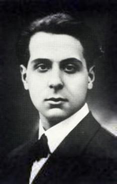 Giorgos Seferis (n. 13 martie 1900, Urla, lângă Smyrna, azi în Turcia; d. 20 septembrie 1971), poet grec contemporan, laureat al Premiului Nobel pentru Literatură în 1963 - foto: ro.wikipedia.org