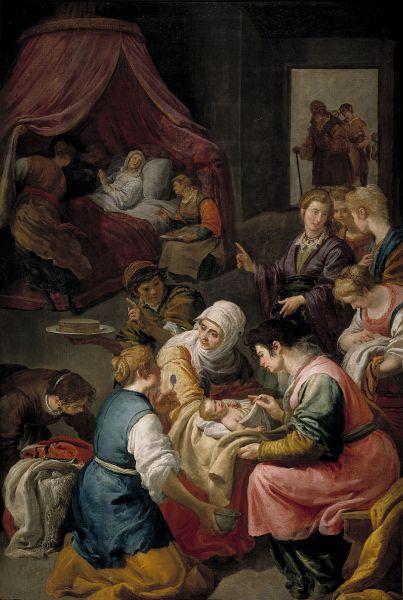"""""""Nașterea Maicii Domnului"""" de Jusepe Leonardo - foto: ro.wikipedia.org"""