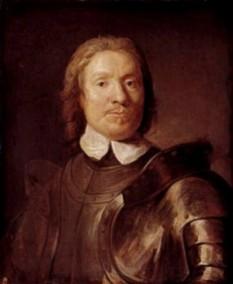 """Oliver Cromwell (n. 25 aprilie 1599 – d. 3 septembrie 1658) lider militar și politic englez, cunoscut în special pentru contribuția sa la transformarea Angliei într-o republică federală (""""Commonwealth"""") și pentru rolul său ulterior de Lord Protector al Angliei, Scoției și Irlandei - foto (Oliver Cromwell per Gaspard de Crayer): ro.wikipedia.org"""