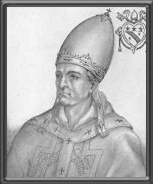 Nicolae IV. (* 30 septembrie 1227 în Ascoli Piceno; † 4 aprilie 1292 în Roma), papă din 1288 până la moartea sa - foto: ro.wikipedia.org