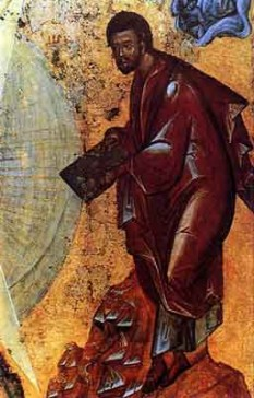 Sfântul Prooroc Moise - foto - calendar-ortodox.ro