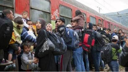 Imigranti in Ungaria - foto: economica.net