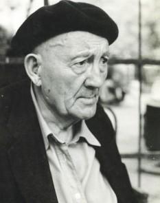 Petre Țuțea (n. 6 octombrie 1902 - d. 3 decembrie 1991), eseist, filosof și economist român,membru al Mișcării Legionare   foto: crestinortodox.ro