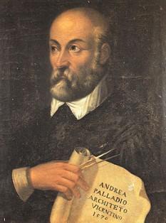 Andrea di Pietro della Gondola, numit Palladio (n. 30 noiembrie 1508, Padova – d. 19 august 1580, Vicenza), unul din cei mai însemnați arhitecți ai renașterii în Italia de Nord, în secolul al XVI-lea - foto: ro.wikipedia.org