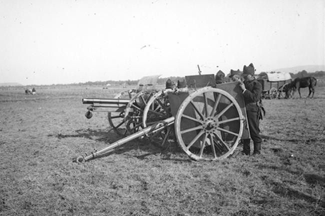 Bătălia de la Neajlov-Argeş (16/29 noiembrie – 20 noiembrie/3 decembrie 1916). Operaţiune de amploare desfăşurată în timpul Primului Război Mondial, cu scopul apărării capitalei, în faţa ofensivei trupelor Puterilor Centrale - foto: jurnalul.ro