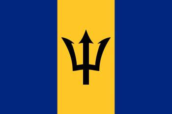 Drapelul Barbadosului -  foto: ro.wikipedia.org