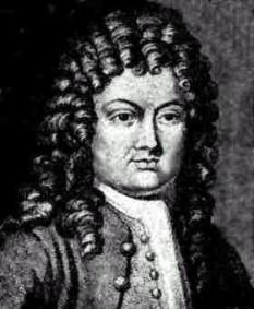 Brook Taylor (n. 18 august 1685 în Edmonton, Anglia - d. 30 noiembrie 1731 la Londra), matematician englez ale cărui cele mai notabile contribuții matematice sunt Teorema Taylor și Seriile Taylor - foto: ro.wikipedia.org
