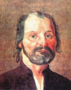 Gheorghe Crișan (Marcu Giurgiu, sau Crișan) (n. 1733 – d. 13 februarie 1785), a fost, împreună cu Horea și Cloșca, un conducător al răscoalei din Transilvania din 1784. S-a născut în 1733 în localitatea Vaca, azi satul Crișan, comuna Ribița, județul Hunedoara. A comandat acțiunile țăranilor răsculați din Zarand, activând apoi la Câmpeni, Abrud și Cricău. Din tabăra sa a pornit, în numele lui Horea, ultimatumul țăranilor (11 noiembrie 1784) ce au luptat apoi împotriva trupelor austriece în Zarand, la Brad și la Hălmagiu. După reprimarea răscoalei, a fost prins (30 ianuarie 1785) și închis la Alba Iulia, unde s-a sinucis, sugrumându-se cu curelele de la opinci (13 februarie 1785) - foto: ro.wikipedia.org