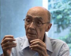José Saramago (n. 16 noiembrie 1922, Azinhaga, Portugalia – d. 18 iunie 2010, Lanzarote, Insulele Canare, Spania), scriitor portughez. În 1998 a primit Premiul Nobel pentru Literatură - foto: ro.wikipedia.org