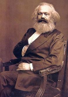 Karl Heinrich Marx (n. 5 mai 1818, Trier, Germania - d. 14 martie 1883, Londra, Marea Britanie), filozof, istoric, economist, sociolog și jurnalist, întemeietor împreună cu Friedrich Engels al teoriei socialismului științific, teoretician și lider al mișcării muncitorești - foto: ro.wikipedia.org