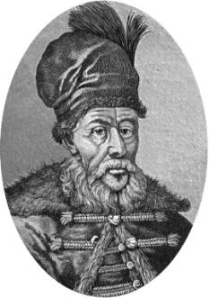 Matei Basarab (uneori și Matei Brâncoveanu, n. 1580, Brâncoveni – d. 9 aprilie 1654), domnul Țării Românești între 1632 și 1654. Domnia i-a fost marcată de confruntări cu Vasile Lupu, domnul Moldovei. Pe plan cultural, Matei Basarab a ctitorit și a refăcut o seamă de lăcașuri de cult. Sfârșitul domniei a fost caracterizat de o slăbire a autorității domnești în raport cu mercenarii seimeni, care avea să ducă la Răscoala seimenilor din timpul lui Constantin Șerban - foto: ro.wikipedia.org